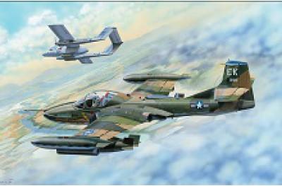 1/48 A-37B Dragonfly bonus VNAF decal