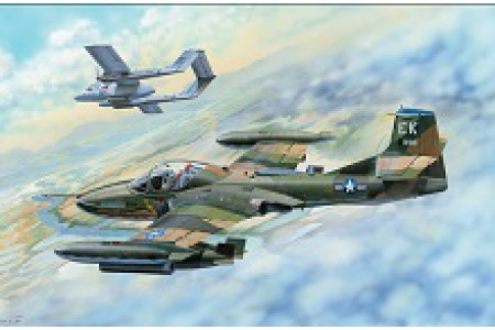 1/48 A-37B Dragonfly bonus VNAF decal