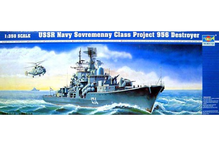 1/350 USSR Soveremenny class project 956 destroyer