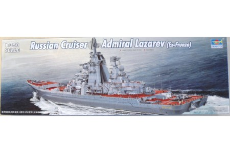 1/350 Russian Cruiser Admiral Lazarev