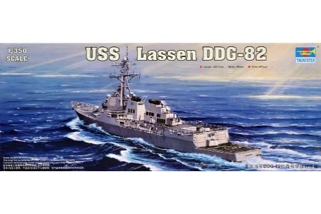 1/350 USS Lassen DDG-82
