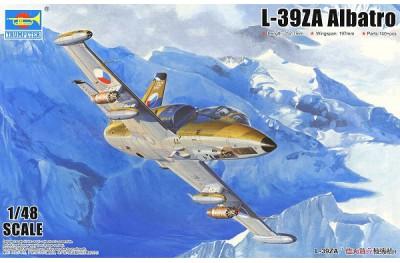 1/48 L-39ZA Albatros