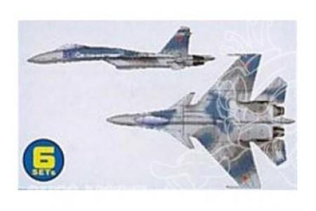 1/350 Sukhoi Su-27K Flanker D