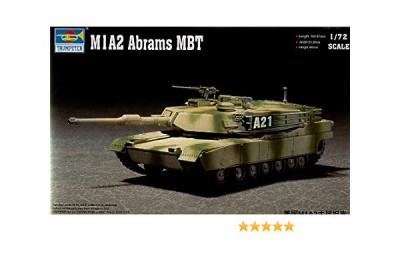 1/72 M-1A2 ABRAMS MBT