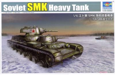 1/35 Soviet SMK heavy tank