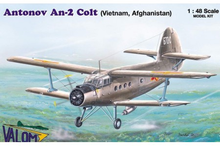 1/48 Antonov An-2 Vietnam
