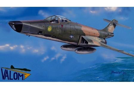 1/72 RF-101C Voodoo