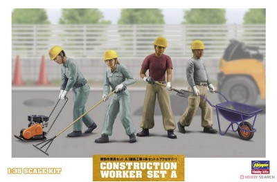 1/35 Construction workers