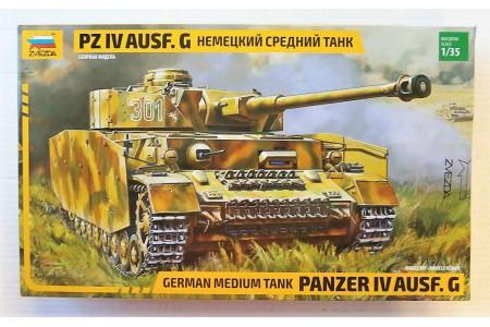 1/35 Panzer IV Ausf G
