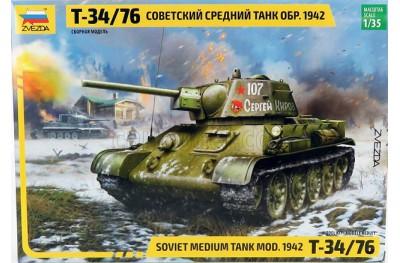 1/35 T-34/76 Mod 1942