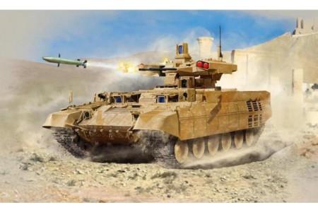 1/35 Russian fire support combat vehicle Terminator-2