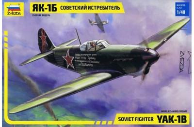 1/48 Yak-1B Soviet Fighter