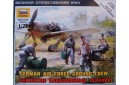 1/72 German airforce ground crew