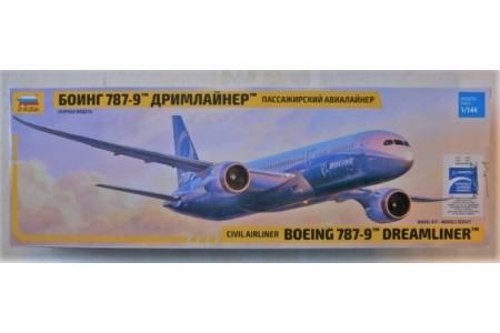 1/144 Boeing 787-9 Dreamliner