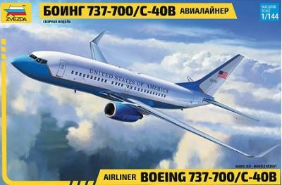 1/144 Boeing 737-700/ C-40B