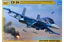 1/72 Su-34 in Operation Retribution (Syrian war)