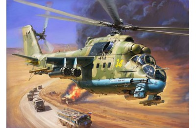 1/72 Mil Mi-24P Hind