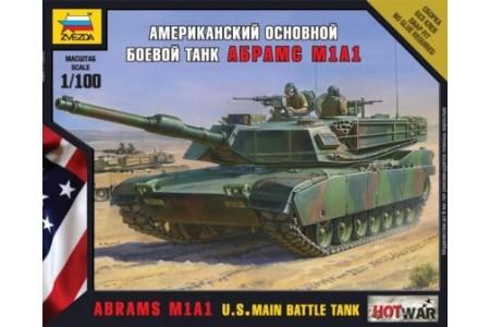1/100 US MBT M-1 ABRAMS