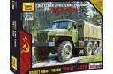 1/100 SOVIET ARMY TRUCK URAL 4320