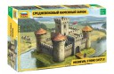 1/72 Medieval stone castle