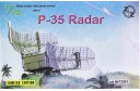 1/72 P-35 Radar (Full resin kit w/ photo etched parts)