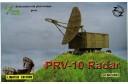 1/72 PRV-10 Radar (Full resin kit w/ photo etched parts)